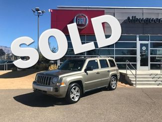 2007 Jeep Patriot Limited in Albuquerque New Mexico, 87109