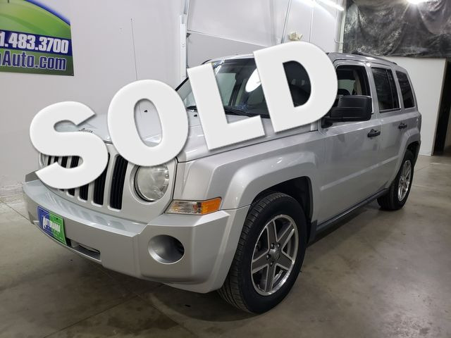 2007 Jeep Patriot Sport AWD All Wheel Drive