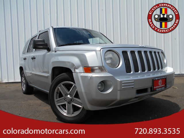 2007 Jeep Patriot Limited in Englewood, CO 80110