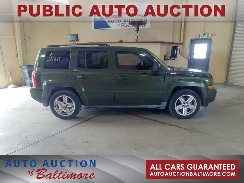 2007 Jeep Patriot Sport | JOPPA, MD | Auto Auction of Baltimore  in JOPPA MD