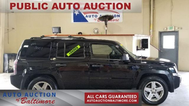 2007 Jeep Patriot Sport   JOPPA, MD   Auto Auction of Baltimore  in Joppa MD