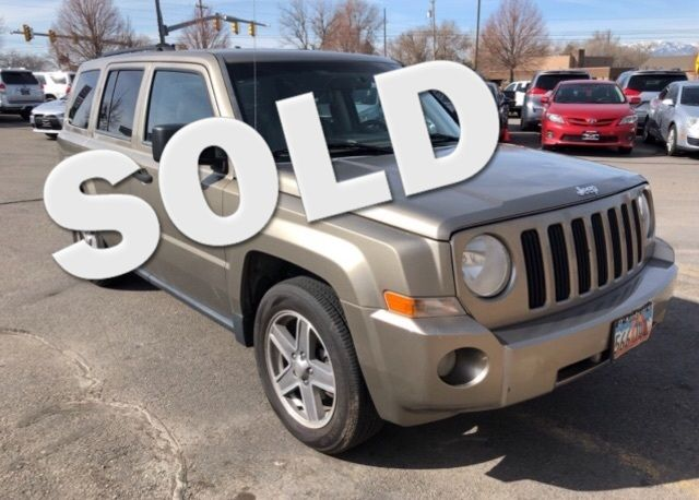 2007 Jeep Patriot Sport LINDON, UT