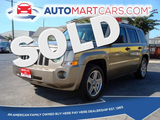 2007 Jeep Patriot Sport | Nashville, Tennessee | Auto Mart Used Cars Inc. in Nashville Tennessee