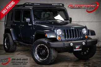 2007 Jeep Wrangler Unlimited Sahara w/ Upgrades in Addison TX, 75001
