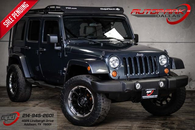 2007 Jeep Wrangler Unlimited Sahara w/ Upgrades