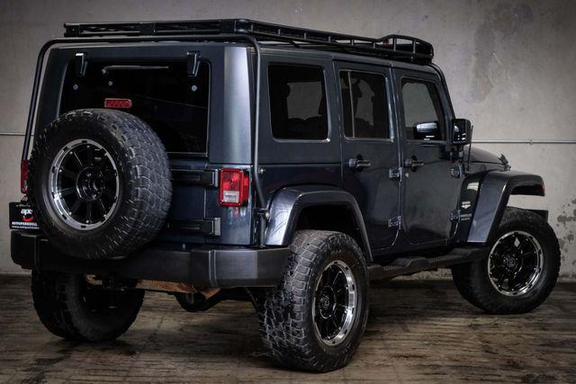 2007 Jeep Wrangler Unlimited Sahara w/ Upgrades in Addison, TX 75001
