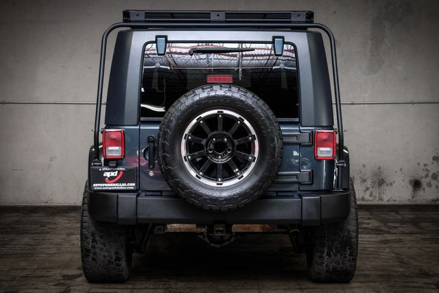 2007 Jeep Wrangler Unlimited Sahara w/ Upgrades in Addison, TX 75001