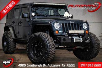 2007 Jeep Wrangler Unlimited Rubicon w/ Upgrades in Addison, TX 75001