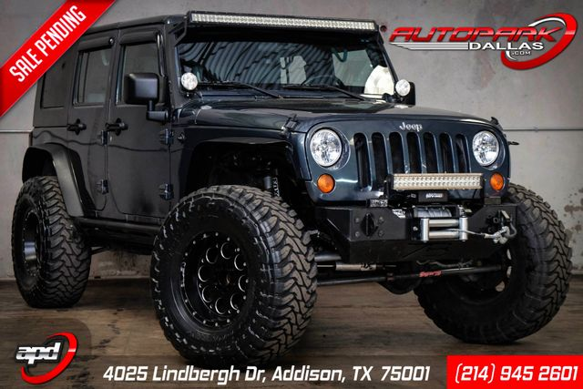 2007 Jeep Wrangler Unlimited Rubicon w/ Upgrades