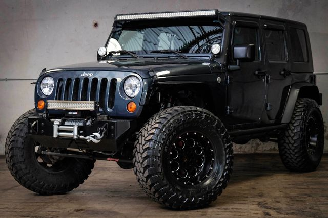 2007 Jeep Wrangler Unlimited Rubicon w/ Upgrades in Addison, TX 75001