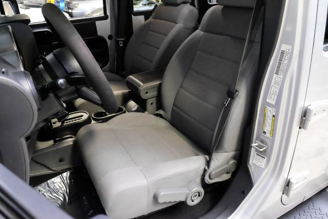 2007 Jeep Wrangler Unlimited Sahara in Addison, TX 75001