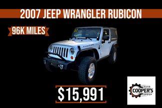 2007 Jeep Wrangler Rubicon in Albuquerque, NM 87106