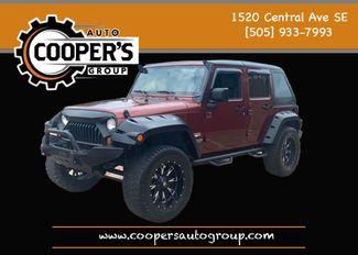 2007 Jeep Wrangler Unlimited Sahara in Albuquerque, NM 87106