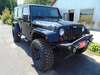 "2007 Jeep Wrangler Unlimited w/ 3.5"" Lift & Wheels Alexandria, Minnesota 1"