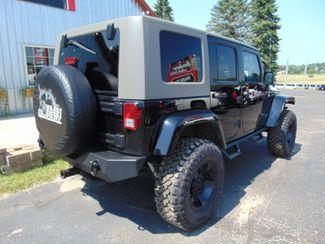 "2007 Jeep Wrangler Unlimited w/ 3.5"" Lift & Wheels Alexandria, Minnesota 4"