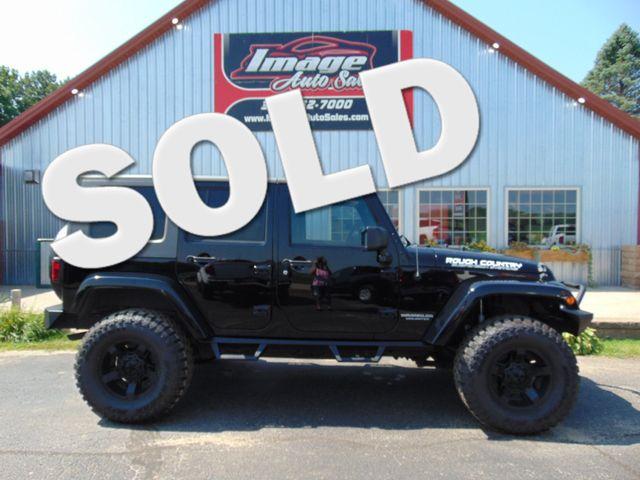 "2007 Jeep Wrangler Unlimited w/ 3.5"" Lift & Wheels Alexandria, Minnesota"