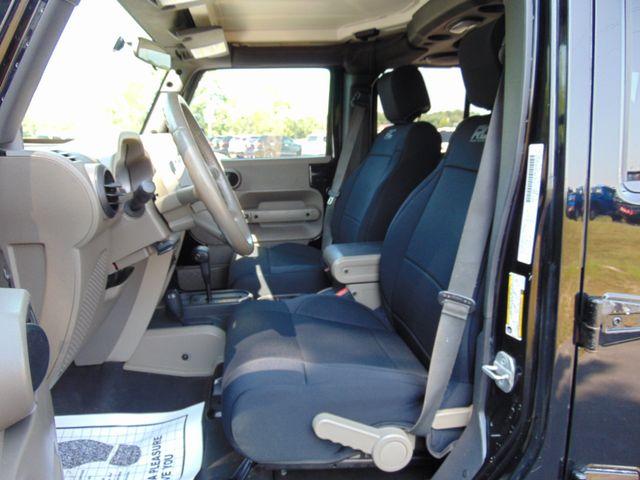 "2007 Jeep Wrangler Unlimited w/ 3.5"" Lift & Wheels Alexandria, Minnesota 6"