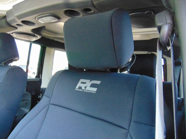 "2007 Jeep Wrangler Unlimited w/ 3.5"" Lift & Wheels Alexandria, Minnesota 11"