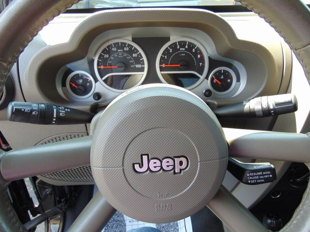 "2007 Jeep Wrangler Unlimited w/ 3.5"" Lift & Wheels Alexandria, Minnesota 13"