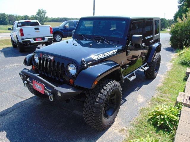 "2007 Jeep Wrangler Unlimited w/ 3.5"" Lift & Wheels Alexandria, Minnesota 2"
