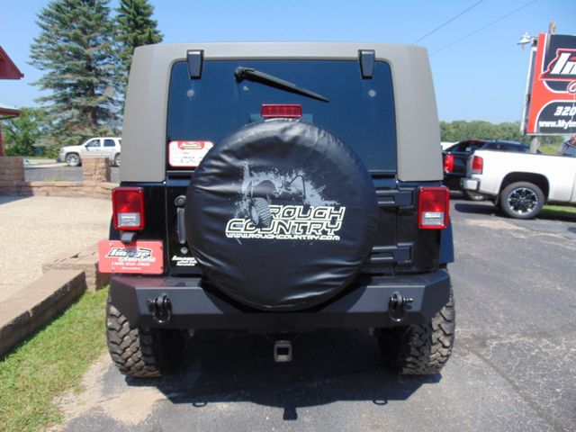 "2007 Jeep Wrangler Unlimited w/ 3.5"" Lift & Wheels Alexandria, Minnesota 25"