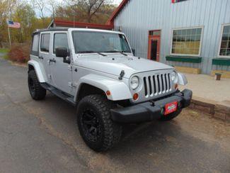 2007 Jeep Wrangler Unlimited Sahara Alexandria, Minnesota 1