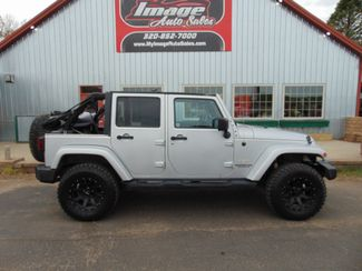 2007 Jeep Wrangler Unlimited Sahara Alexandria, Minnesota 13