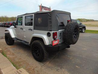 2007 Jeep Wrangler Unlimited Sahara Alexandria, Minnesota 4