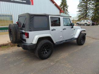 2007 Jeep Wrangler Unlimited Sahara Alexandria, Minnesota 5