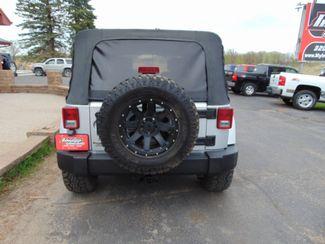 2007 Jeep Wrangler Unlimited Sahara Alexandria, Minnesota 7