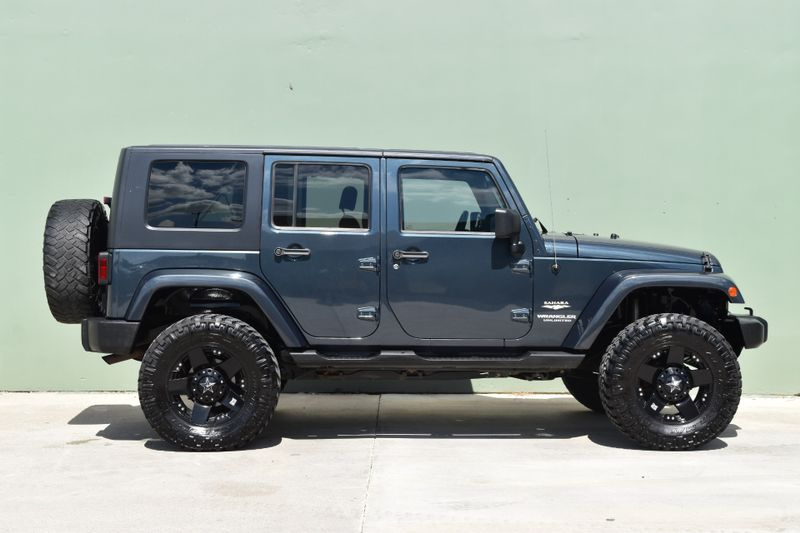 Exceptional ... 2007 Jeep Wrangler Unlimited Sahara   Arlington, TX   Lone Star Auto  Brokers, LLC ...