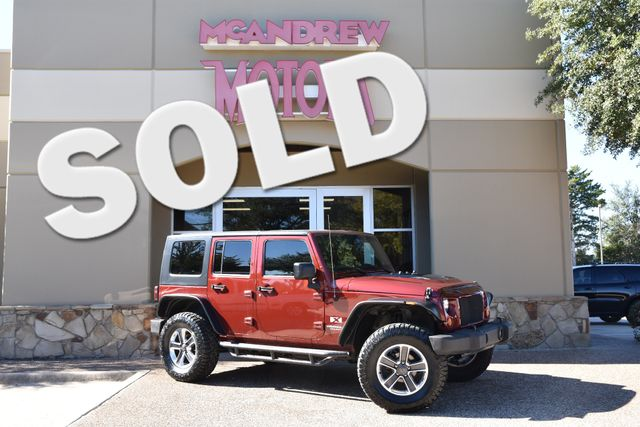 2007 Jeep Wrangler Unlimited X in Arlington, TX, Texas 76013