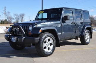 2007 Jeep Wrangler Unlimited Sahara in Bettendorf/Davenport, Iowa 52722