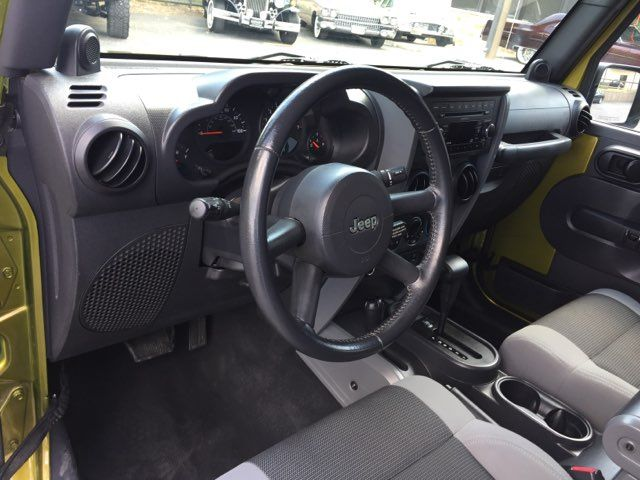 2007 Jeep Wrangler Unlimited X in Boerne, Texas 78006