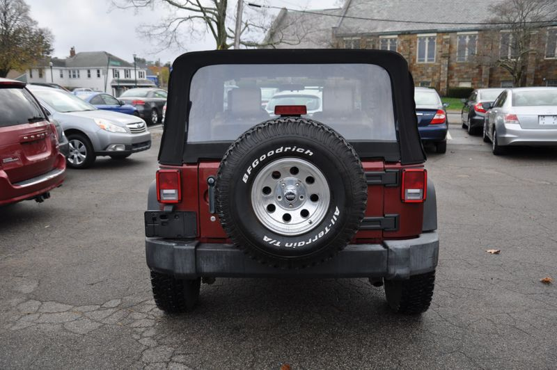 2007 Jeep Wrangler X  city MA  Beyond Motors  in Braintree, MA