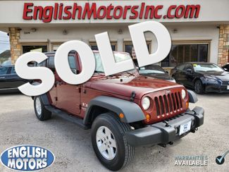 2007 Jeep Wrangler in Brownsville, TX