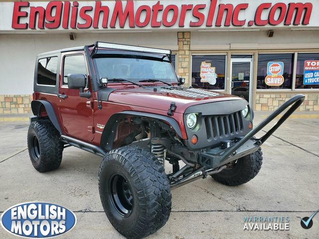 2007 Jeep Wrangler Sahara in Brownsville, TX 78521