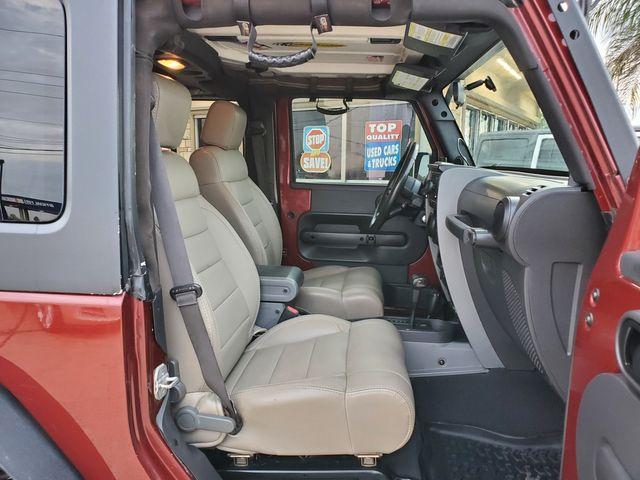 2007 Jeep Wrangler Sahara in Brownsville, TX 78521
