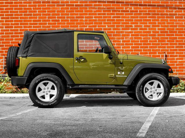 2007 Jeep Wrangler X Burbank, CA 4