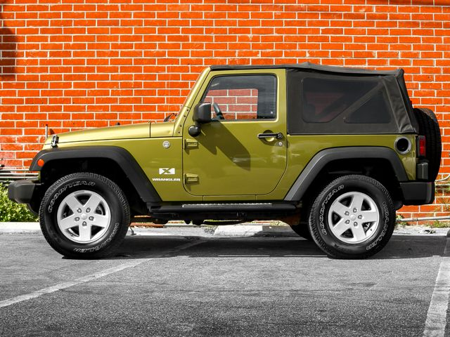 2007 Jeep Wrangler X Burbank, CA 5