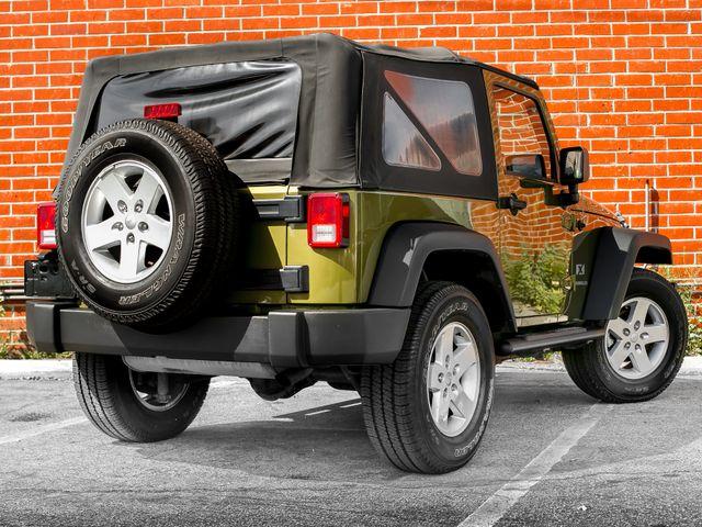 2007 Jeep Wrangler X Burbank, CA 6