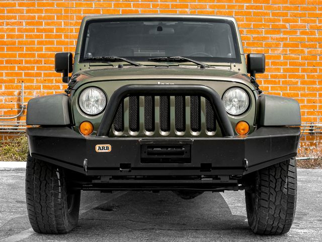 2007 Jeep Wrangler Unlimited Rubicon Burbank, CA 2