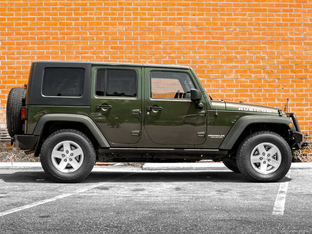2007 Jeep Wrangler Unlimited Rubicon Burbank, CA 3