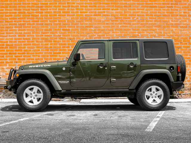 2007 Jeep Wrangler Unlimited Rubicon Burbank, CA 4