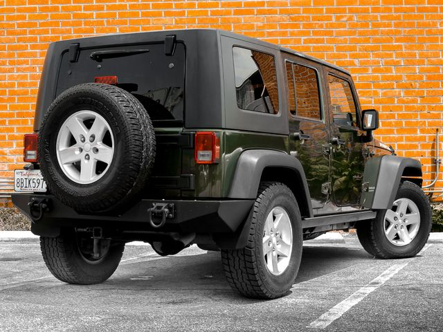 2007 Jeep Wrangler Unlimited Rubicon Burbank, CA 5