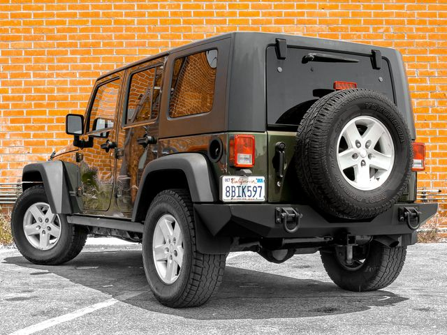 2007 Jeep Wrangler Unlimited Rubicon Burbank, CA 6