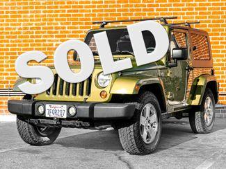 2007 Jeep Wrangler Sahara Burbank, CA