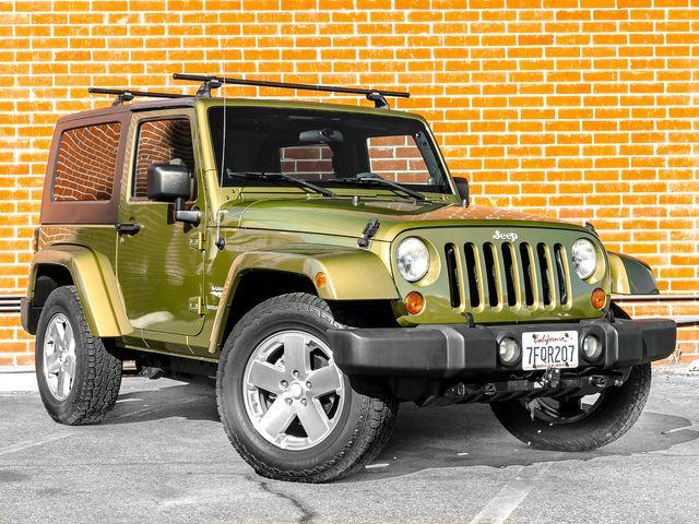 2007 Jeep Wrangler Sahara Burbank, CA 1