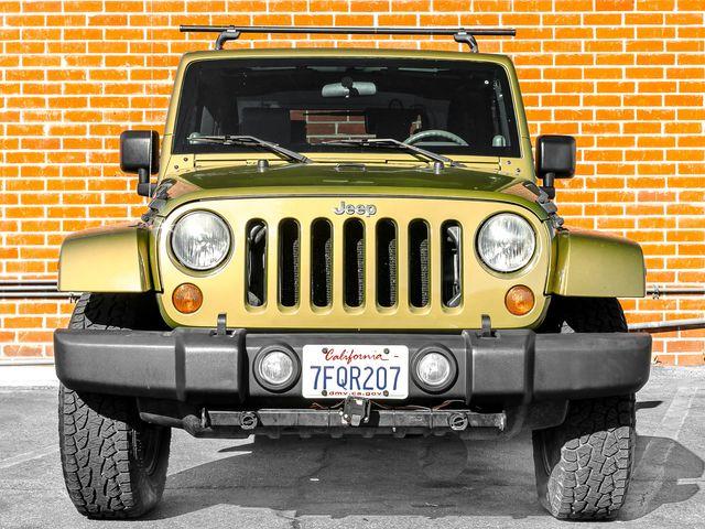 2007 Jeep Wrangler Sahara Burbank, CA 2