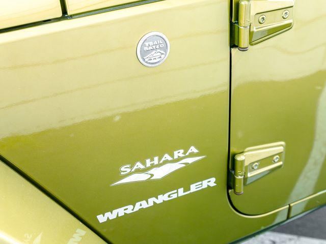 2007 Jeep Wrangler Sahara Burbank, CA 22